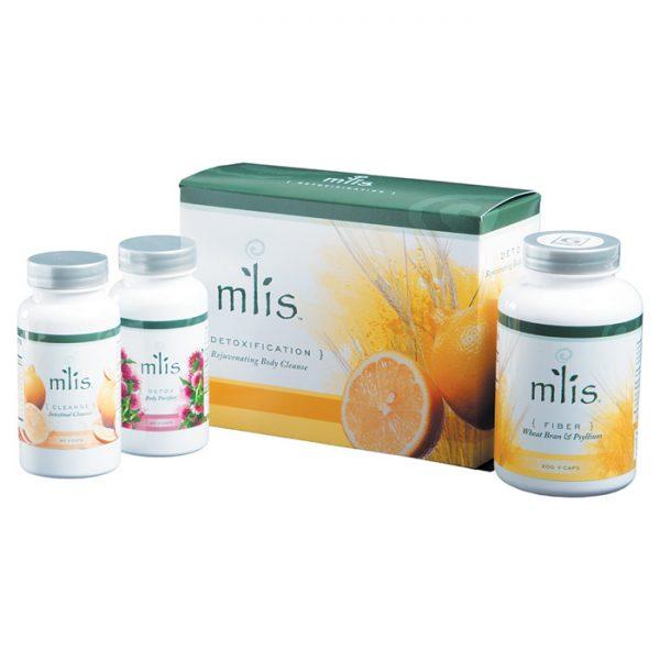 M'lis Cleanse Dextoxification Kit