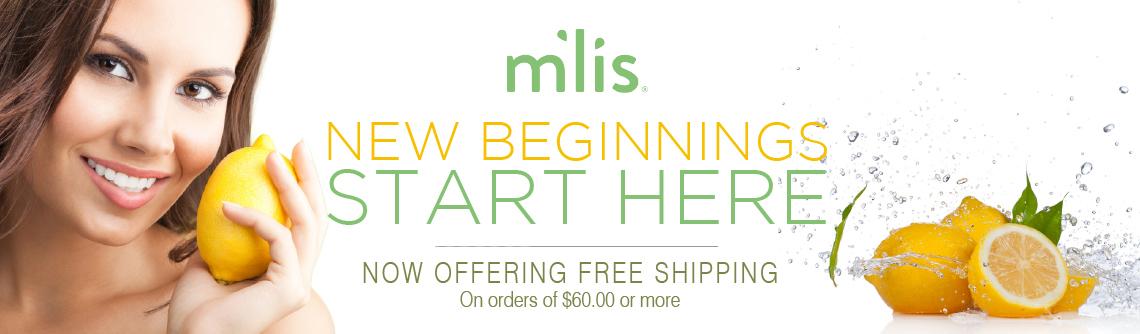M'lis - New Beginnings Start Here!