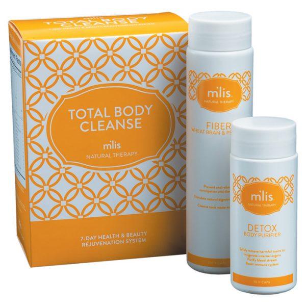 m'lis Total Body Cleanse Kit