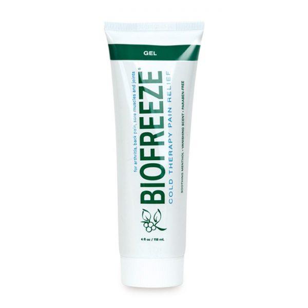 Biofreeze Gel - Tube, 4 oz