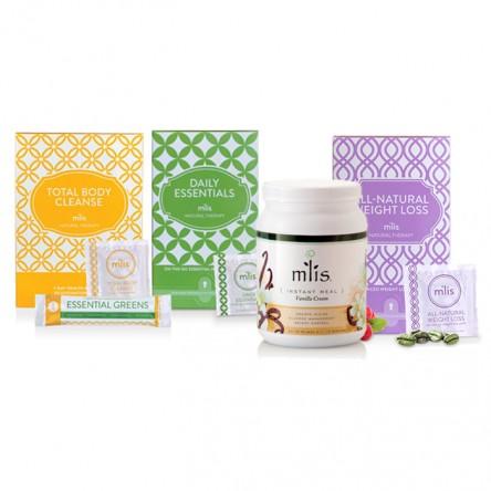 m'lis Complete Wellness Program