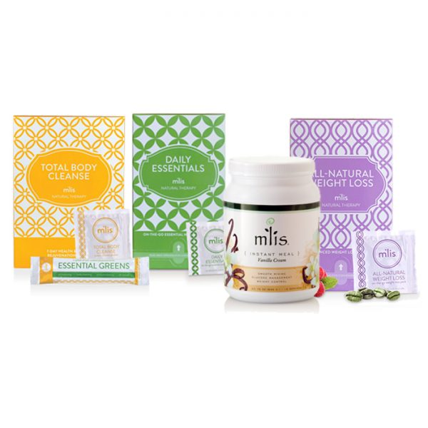M'lis Complete Wellness System