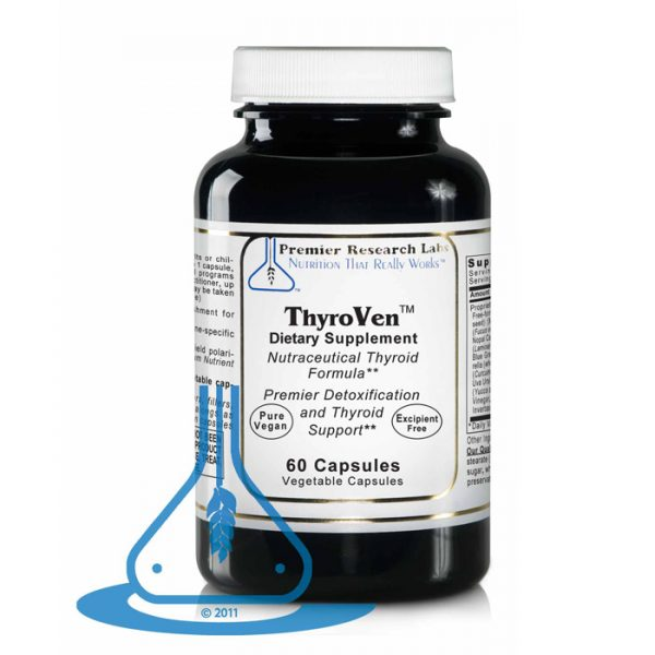 ThyroVen (formerly Thyroid Complex) by Premier Research Labs
