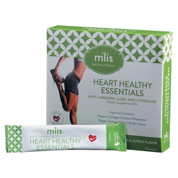 m'lis HEART HEALTHY ESSENTIALS
